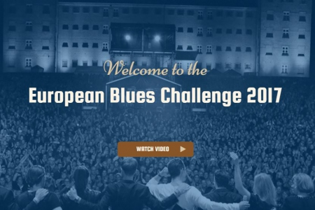 European Blues Challenge - Horsens